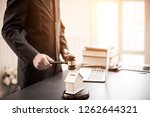 Small photo of lawyer in the office.