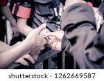bandung  indonesia   30th 05... | Shutterstock . vector #1262669587