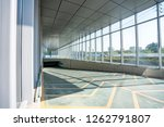 empty parking garage | Shutterstock . vector #1262791807