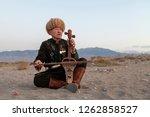 Issyk Kul  Kyrgyzstan   Octobe...