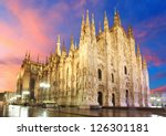 Milan Cathedral Dome   Italy