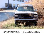 Old Vintage Rusty Pickup Truck...