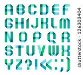 Spectral Letters Folded Of...