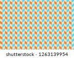3d cubes patterns background    ...   Shutterstock . vector #1263139954