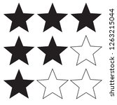 star rating icon on white...