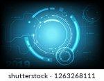 vector security communication... | Shutterstock .eps vector #1263268111