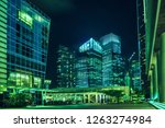 singapore  singapore   march 1  ... | Shutterstock . vector #1263274984
