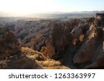 red valley  kizilcukur.... | Shutterstock . vector #1263363997