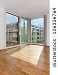 modern urban living | Shutterstock . vector #126336764