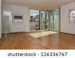 new modern living room  the... | Shutterstock . vector #126336767