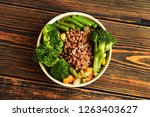 a bowl of delicious buckwheat...