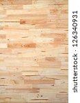 natural wooden background | Shutterstock . vector #126340931