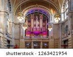 glasgow  scotland  uk  ... | Shutterstock . vector #1263421954