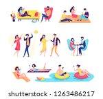 People Resting  Dancing ...
