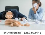 problem solving business can't... | Shutterstock . vector #1263502441