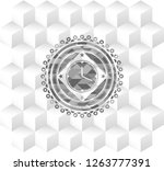 clock  time icon inside grey...   Shutterstock .eps vector #1263777391