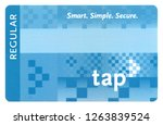 los angeles  california  ... | Shutterstock . vector #1263839524