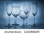 different types of empty... | Shutterstock . vector #126388685