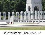 washington  usa   june 13  2013 ...   Shutterstock . vector #1263897787