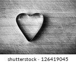 Love Concept   Metal Heart On...