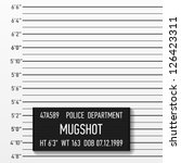 arrest,background,blank,booking photograph,burglar,caught,chart,crime,criminal,custody,danger,department,fear,height,height chart