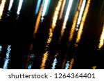 in water reflection light... | Shutterstock . vector #1264364401