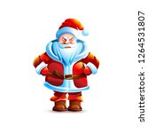 stock vector illustration... | Shutterstock .eps vector #1264531807