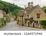 Castle Combe Village In...