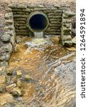 Surface Water Flowing From A...