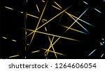 abstract vector illustration... | Shutterstock .eps vector #1264606054