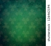 Green Grunge Background With...