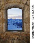Window   Fort Gondran  ...