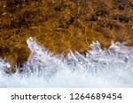 colorful stones under the...   Shutterstock . vector #1264689454