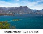 Small photo of coast of garda lake, desencano, italy (La Rocca, Isolda di san Biagio, Punta S.Felice, Fasano, Gardone Riviera, Salo, Fasano, Il Sasso, Maderno, Toskano, Valle delle Certiere, Monte Pizzoccolo)