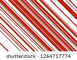 christmas candle  lollipop...   Shutterstock .eps vector #1264717774