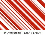 christmas candle  lollipop...   Shutterstock .eps vector #1264717804