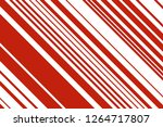 christmas candle  lollipop...   Shutterstock .eps vector #1264717807
