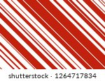 christmas candle  lollipop...   Shutterstock .eps vector #1264717834