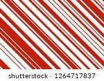 christmas candle  lollipop...   Shutterstock .eps vector #1264717837