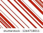 christmas candle  lollipop...   Shutterstock .eps vector #1264718011