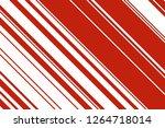 christmas candle  lollipop...   Shutterstock .eps vector #1264718014