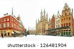 Grote Markt, Leuven, Belgium
