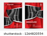 cover vector template design ... | Shutterstock .eps vector #1264820554