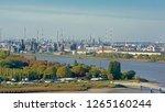 antwerp  belgium  october 13 ... | Shutterstock . vector #1265160244