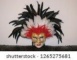 doll  dummy masquerade   Shutterstock . vector #1265275681