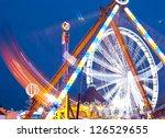 long exposure pictures of... | Shutterstock . vector #126529655