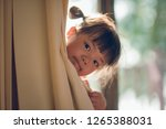 portrait of summer happy time... | Shutterstock . vector #1265388031