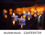 beautiful background with...   Shutterstock . vector #1265534734