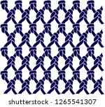 ropes. vector drawing related... | Shutterstock .eps vector #1265541307