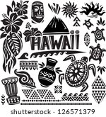 aloha,black,decoration,design,drum,ethnic,exotic,hawaii,hawaiian,hibiscus,holiday,hula,idol,ipu,island